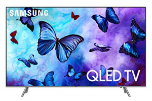 Samsung QN55Q6F QLED 4K TV
