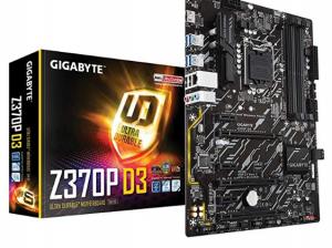 Gigabyte - the Z370P D3