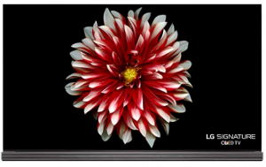 LG Electronics LG SIGNATURE OLED65G7P