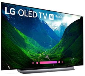 LG C8-SERIES 4K OLED TV