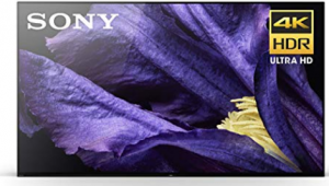 Sony Master Series A9f OLED TV