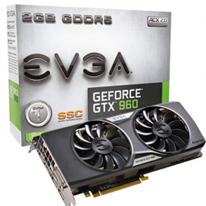 EVGA GeForce GTX 960 SuperSC