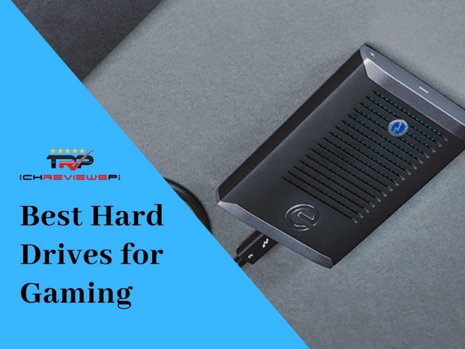 Hard Drives for Gaming