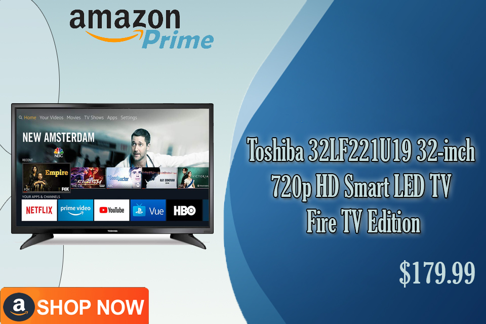Toshiba Smart LED TV